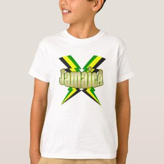 Jamaican Gold Kids Lightening Bolt Tees