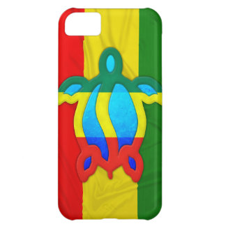 Jamaican Honu Cover For iPhone 5C