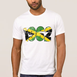 Jamaican Independence - Vintage T-Shirt