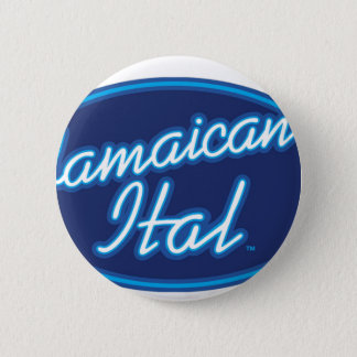 Jamaican Ital originals 2 Inch Round Button