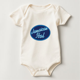 Jamaican Ital originals Baby Bodysuit
