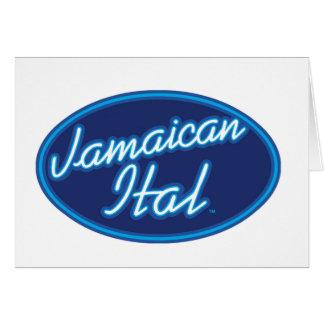 Jamaican Ital originals Card