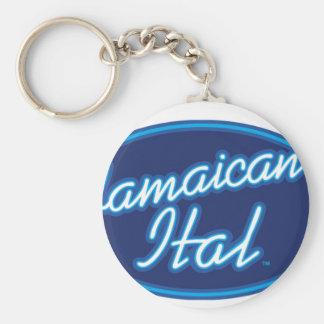 Jamaican Ital originals Keychain