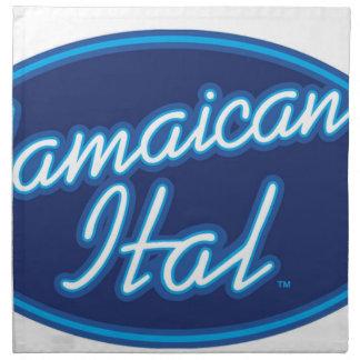 Jamaican Ital originals Napkin