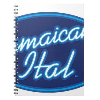 Jamaican Ital originals Note Books