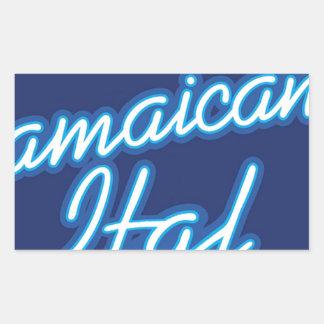 Jamaican Ital originals Sticker