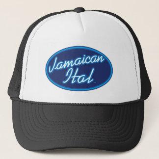 Jamaican Ital originals Trucker Hat