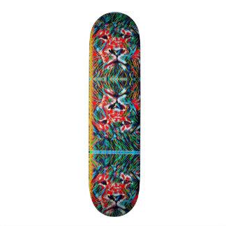 Jamaican Lion Rider Element Custom Pro Park Board Skateboard