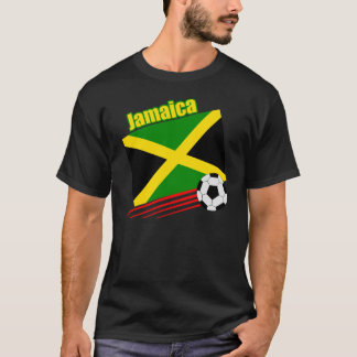 Jamaican Soccer Team T-Shirt
