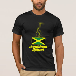 Jamaican Speed T-shirt (Usain Bolt)