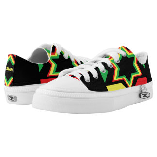 JAMAICAN STAR Low-Top SNEAKERS