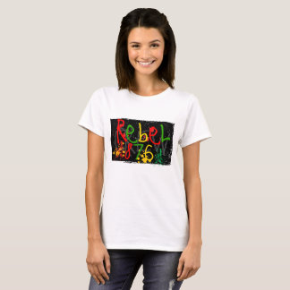 Jamaican T shirt cool, hippie, meditation