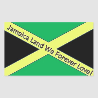 Jamaican This and Jamaican That! Sticker