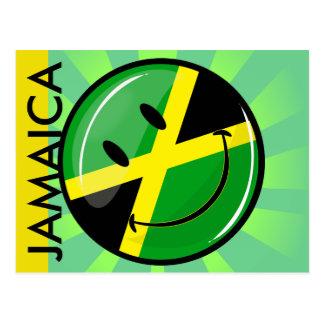 Jamaican Toon Postcard