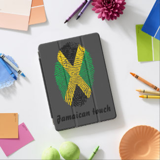 Jamaican touch fingerprint flag iPad air cover