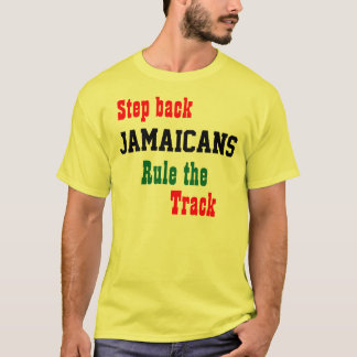 Jamaicans rule the track Olympic  T-shirts