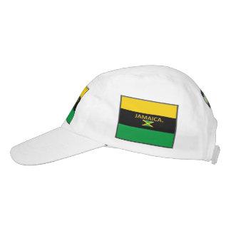 Jamaica's Colors Flag Hat