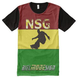 #Jamaika Skater T-shirt university sex in