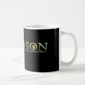 Jamason Hands That Heal CD Classic White Coffee Mug