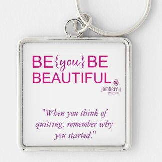 jamberry motivational keychain reminder