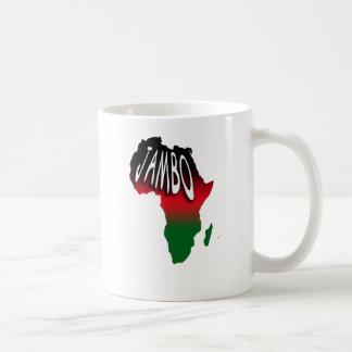 Jambo Africa Coffee Mug