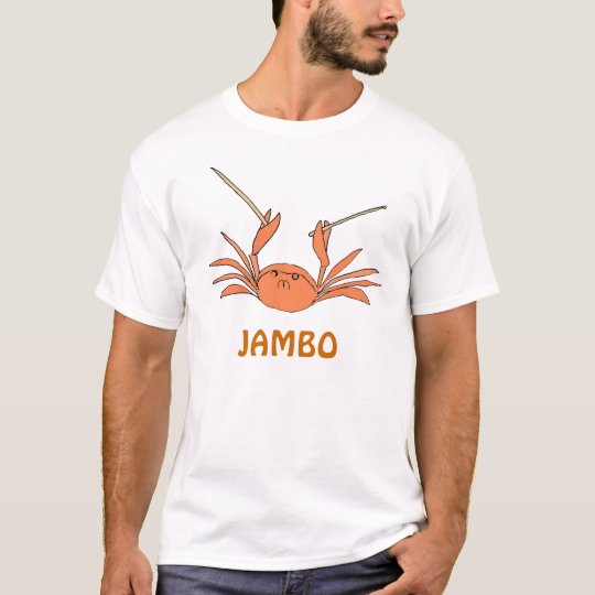 Jambo - Cap'N Crusty T-Shirt