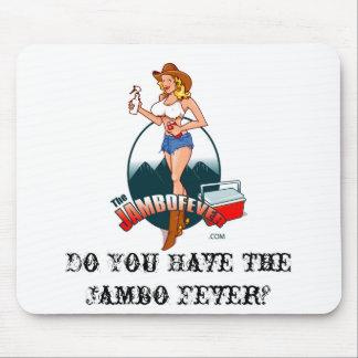 Jambo Fever Mousepad