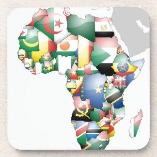 Jambo Habari Africa Beautiful Hello Mama Africa Drink Coasters