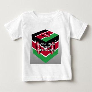 Jambo Habari ! Kenya Hakuna Matata Baby T-Shirt