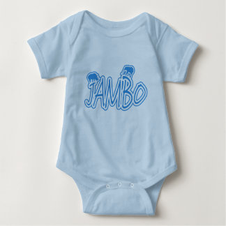Jambo swahili Hello babies Baby Bodysuit