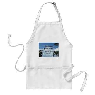 James 5:16 The effectual fervent prayer of Standard Apron