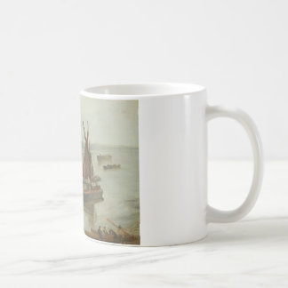 James Abbott McNeill Whistler - Grey and Silver Coffee Mug