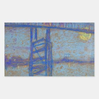 James Abbott McNeill Whistler -Nocturne-Battersea