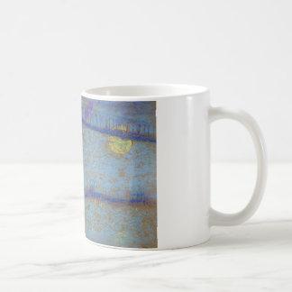 James Abbott McNeill Whistler -Nocturne-Battersea Coffee Mug