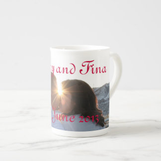 james and fina tedesco iii wedding tea cup