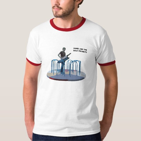 James And The Solo Projects Playground T-Shirt
