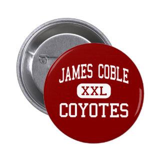 James Coble - Coyotes - Middle - Arlington Texas Pins