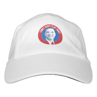 James Comey Seal - Comey Don't Play That - -  Headsweats Hat
