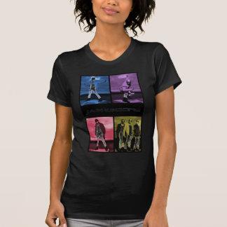 James Dore' 4 Color Woman's T-Shirt