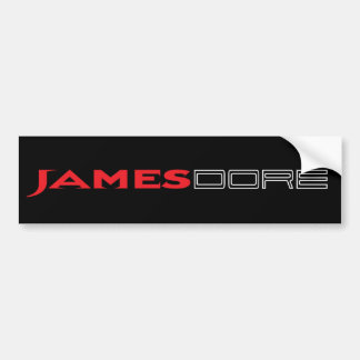 "James Dore' Porsche Style ""HPE"" Sticker"