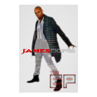 James Dore Poster Jumper The EP