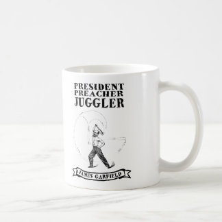 James Garfield Mug