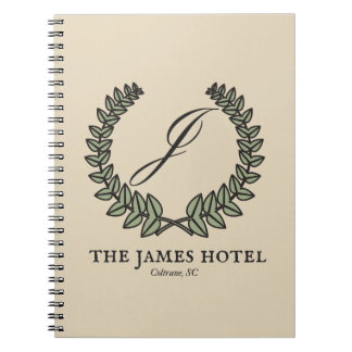 James Hotel Notebook
