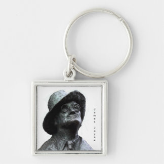 James Joyce Keychain