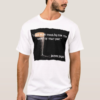 James Joyce Quote T Shirt