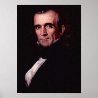 James K. Polk 11 Poster