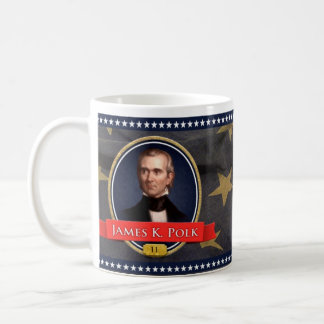 James K. Polk Coffee Mug