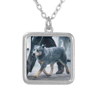 James Littleflock Silver Plated Necklace