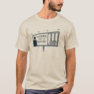 James M. McGill - Attorney at Law T-Shirt