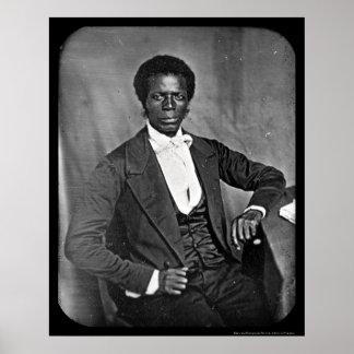 James M. Priest Daguerreotype 1860 Poster